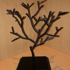 Tree Necklace Holder